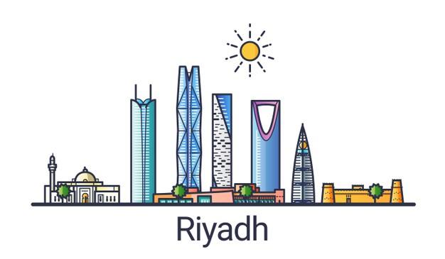Marhaba bikum fi Al-Riyadh!